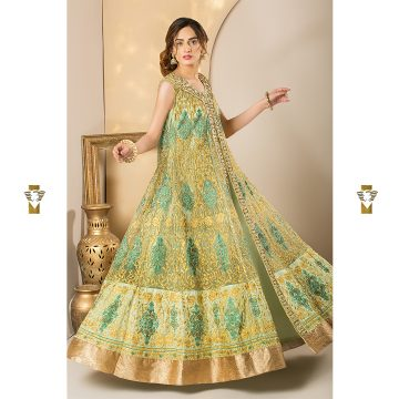 Decor Fashion AD 1019 Party Wear